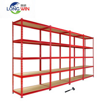 5 TIER Heavy Duty Boltless Metal Shelving