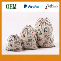 Freshness Tea Food Cotton Packing Bags