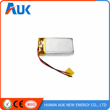 Li-ion Battery 042030 3.7V 300mAh Smart Rechargeable Li-polymer Battery