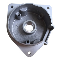 Aluminum Material and car Engine cover Application aluminum die casting parts