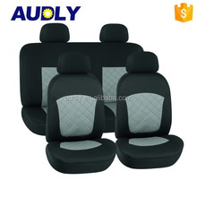 HY-B2009 6pcs Full Set Car Seat Covers with Neoprene Material