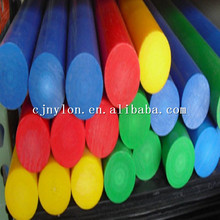 Wholesale different color nylon rods for chemical industry