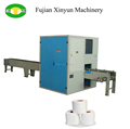2016 Double channels toilet paper cutting machine