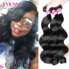 Wholesale Price Top Quality Hair Bundles Brazilian Virgin Hair Loose Wave Human Hair Extensions