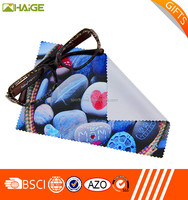 custom print microfiber cleaning cloth/microfiber car/lens cleaning cloth in roll