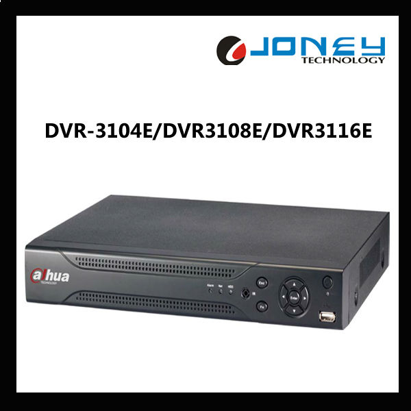 4 channel low cost dahua dvr