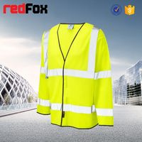 wholesale waterproof high visibility safety norway jacket