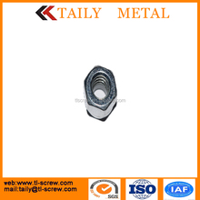 China fastener stainless steel hexagon nut