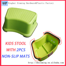 The manufacturer supply practical leisure chair/ plastic foot stool/Foot stool