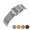 Metal Milanese Mesh Stainless Steel Watch