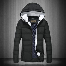 OEM Quilted Down Coat Fabrics Fashion Men West Windproof Latest Coat Styles For Men
