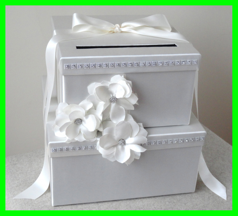 D032 paper money holder decorate wedding money box buy for How to decorate a money box