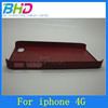 Hard Plastic cover for cell phones for Iphone 4G