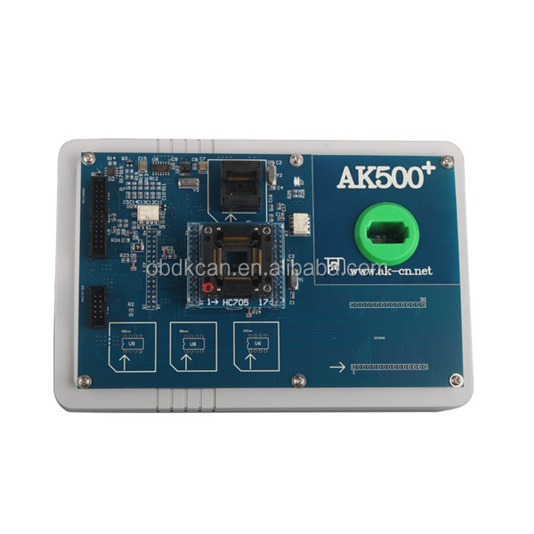 New Released AK500+ Key Programmer AK 500 For Mercede-s Ben-z (Without Database Hard Disk)