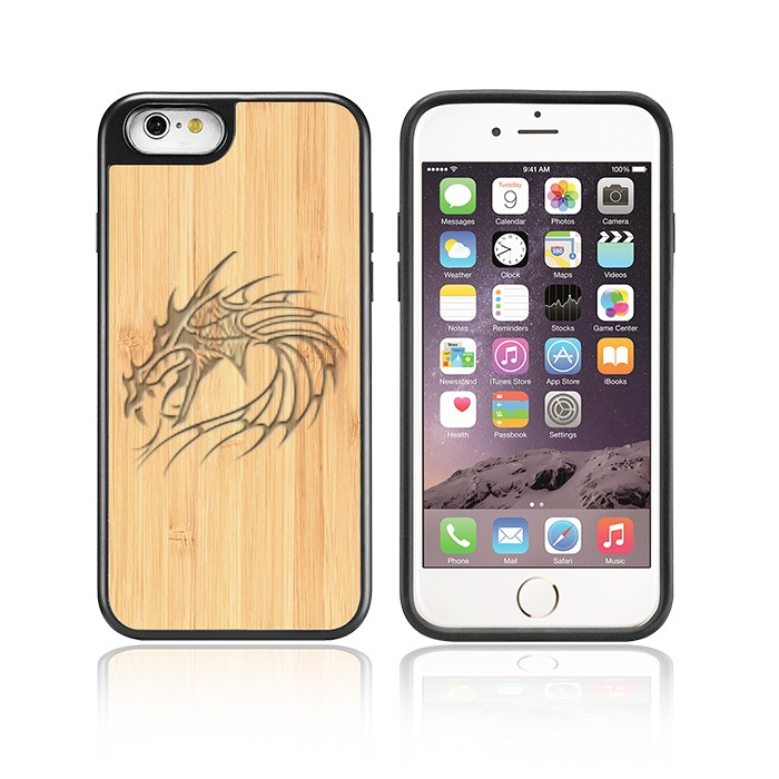 Market Oriented Supplier Imported Natural Wood Protective Case For Iphone 4s