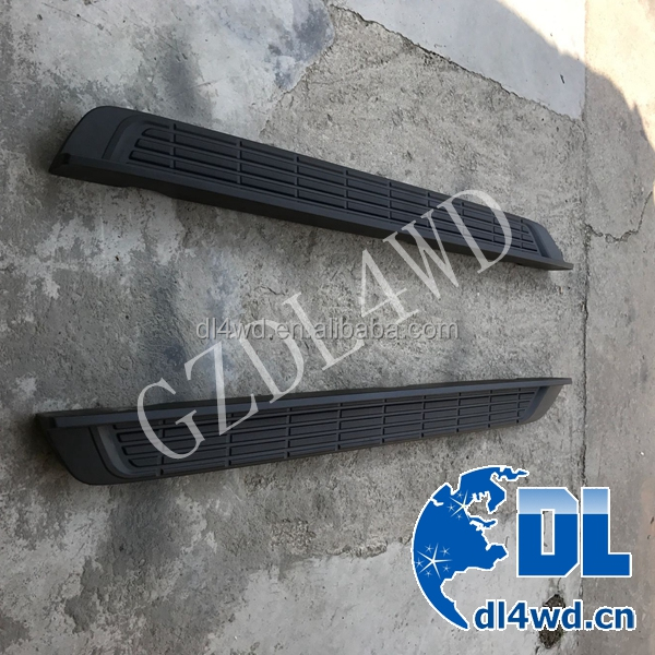 4x4 auto car side step for ford ranger 2016 accessories