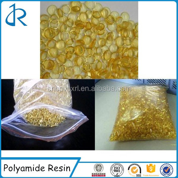 High purity co-solvent polyamide resin for Aluminum Foil Printing Ink