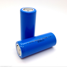 2000th Deep Cycle Lithium Iron Phosphate 3.2V 3000mAh 26650 Battery