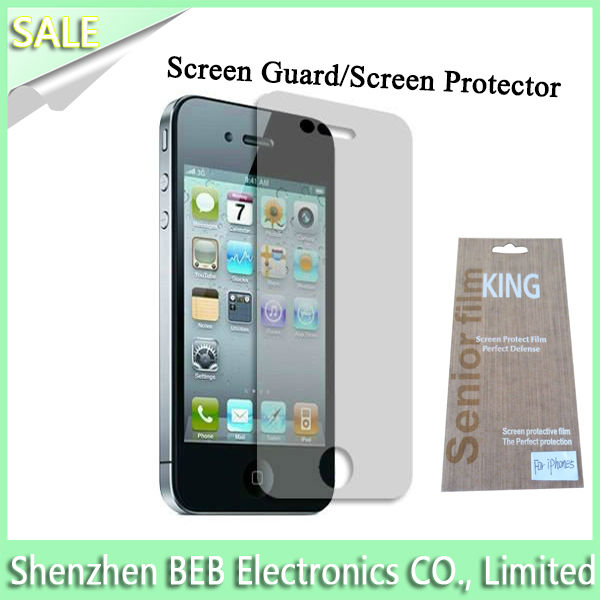Original factory made super guard lcd screen protector has cheap price
