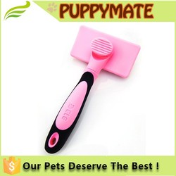 BS3-042 Dog Deshedding tool, dog brush