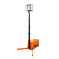 industrial heavy duty10000lm remote area led work light RLS859 rechargeable outdoor light portable lighting tower