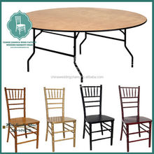 used coffee shop wood folding table and chairs