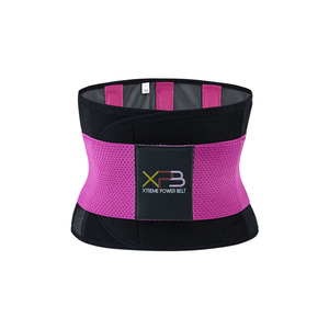 High Quality Neoprene Magnetic Back Support Waist Belt