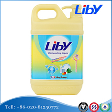 Liby Dishwashing Liquid With High Active Ingredients