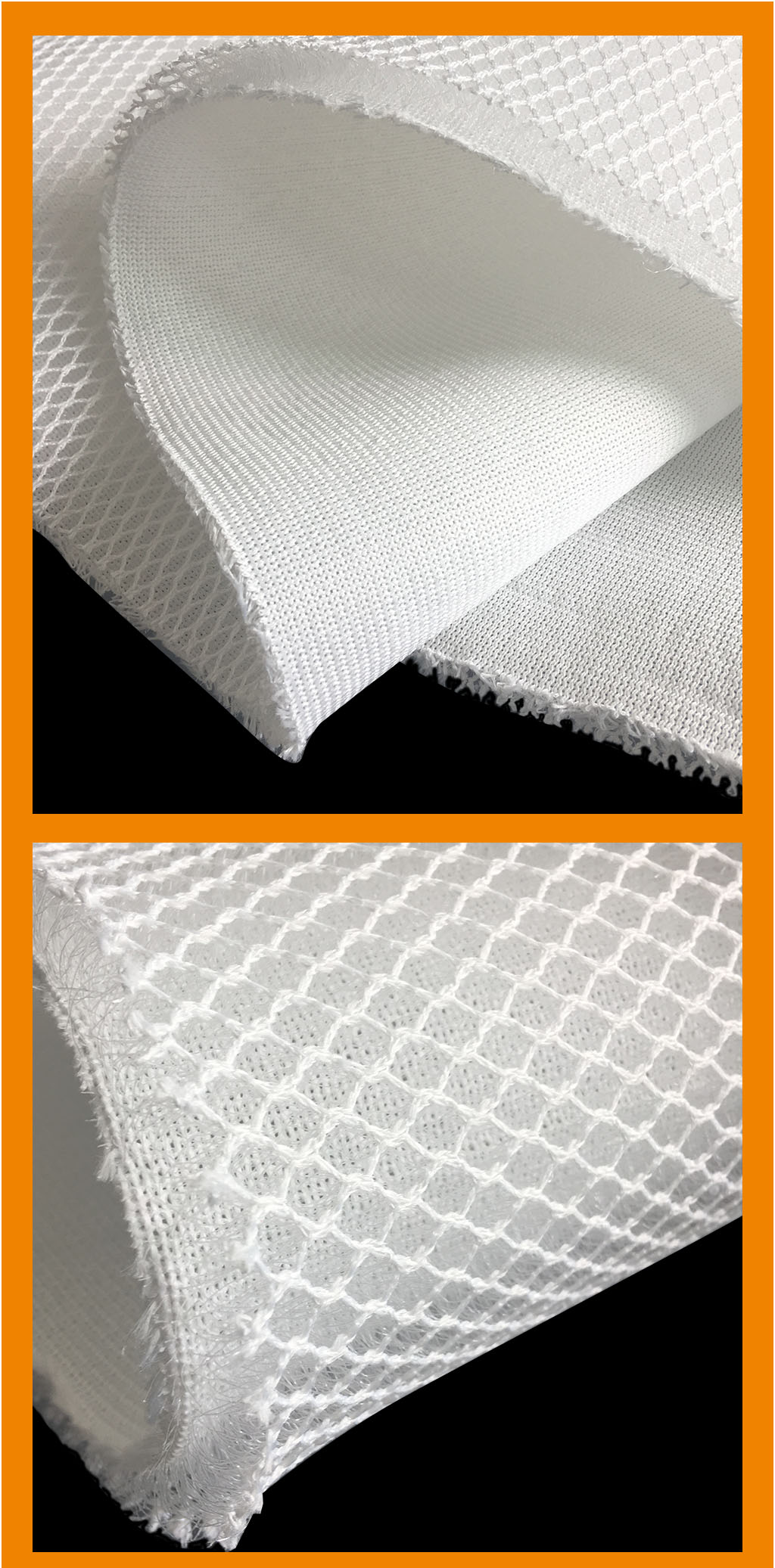 wellcool soft mesh mattress 3d fabric