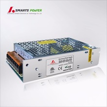 Enclosed constant voltage 150w ac 220v 230v dc power supply 24v smps transformer