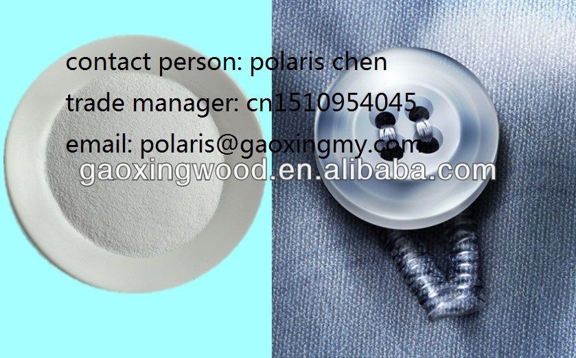 hot sale urea formaldehyde molding compound powder A1 POLARIS for tableware, electric appliance, entertainment products