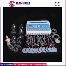 Fat removal electro muscle stimulator electric microcurrent machine Breast Enlargement Beauty Equipment