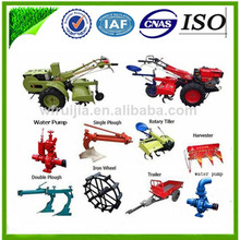 CHEAP 12HP WALKING TRACTOR FOR SALE,CHINA WALKING TRACTOR,CHINESE TRACTORS WITH SIMPLE FARM TOOLS