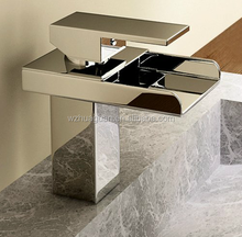 Top Sales Newest High Quality Single Handle Waterfall Basin Faucet