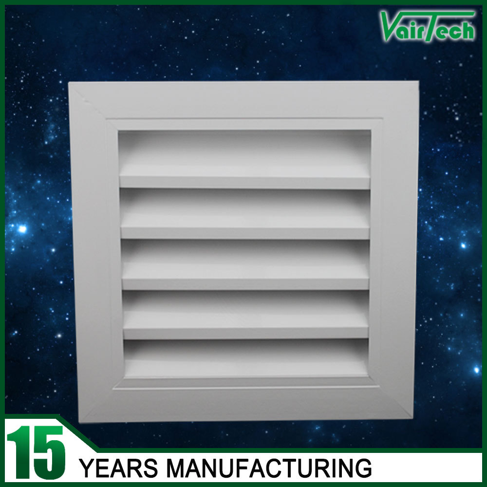 central air condition aluminum return air grille