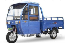 rickshaw cheap chinese highquality open body tricycle for cargo with sunshade