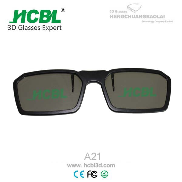 hot new products for 2015 clip on eyewear 3d glasses