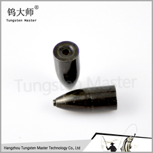 Cheap tungsten bullet weight tungsten weights fishing sinkers