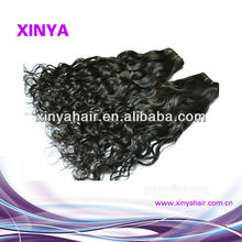 Large discount good quality chinese wavy hair extension 100 pure virgin human hair