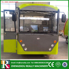 China wholeale fast mobileelectric mini bus food van for sale