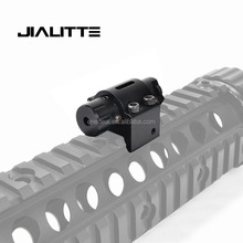 Jialitte J259 Tactical 532nm Red Dot Air Gun Pistol Laser Scope Sight with Weaver Rail Mount L2028
