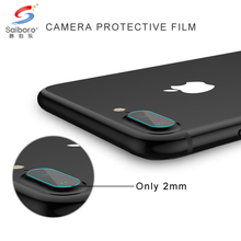 Camera Lens Screen Protective Film For iPhone 7 8 X 10 Clear Mobile Phone Lens Screen Protector