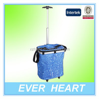 Stair Climbing Rolling Shopping Multipurpose Laundry Utility Cart