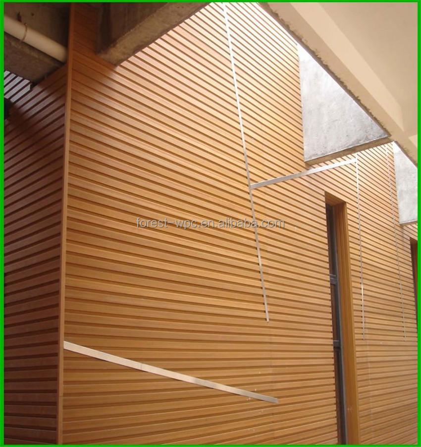 Pvc panneaux muraux panneaux muraux ext rieurs wpc salle for Panneaux muraux salle de bain