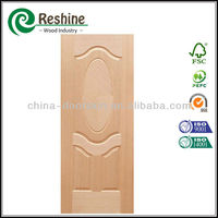 High quality solid wood interior french door