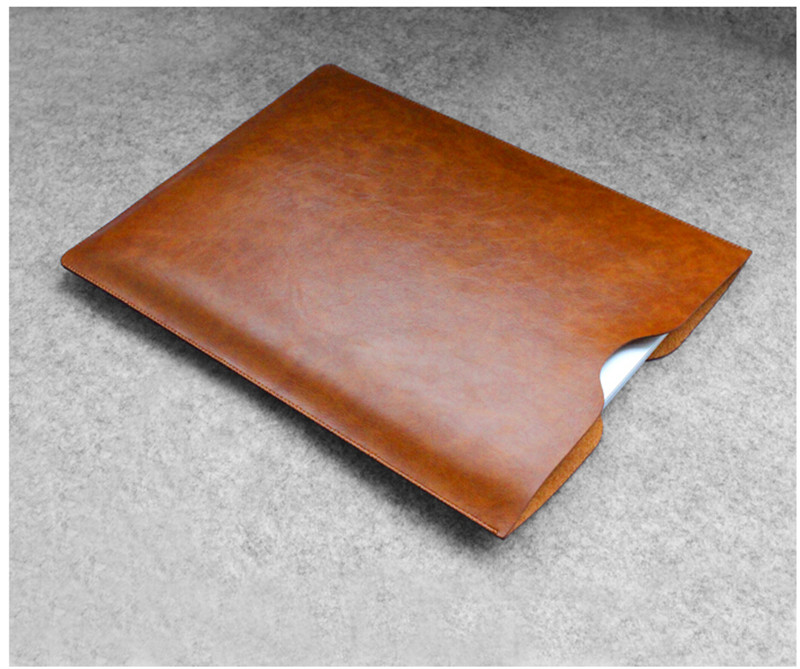 11 12 13 15 inch Microfiber Leather Laptop Cases for Tablet Ultra Fiber Pouch Protect Bag Slim and Light Sleeve