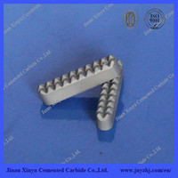 Tungsten Carbide Grapper Inserts Cemented Carbide Bit Holder