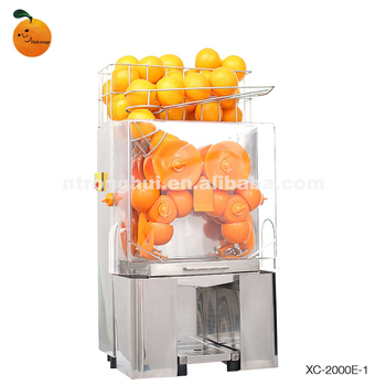 Restaurant juicer XC-2000E-1,(orange juicer.orange juice machine)