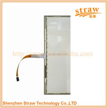 19.0 Inch 5 Wire Resistive Touch Screen Digitizer (DC-RTP19048) For Automobile Data Recorder