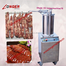 Sausage Stuffer and Filler Machine|Vertical Sausage Meat Extruder